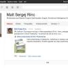 Google Plus za zasebnost plus kroge