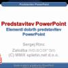 Predstavitev PowerPoint