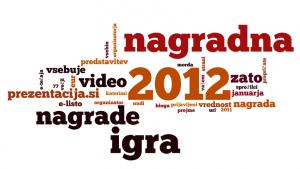 nagradna igra 2012